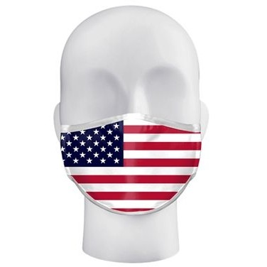 3-Ply Sublimated Mask